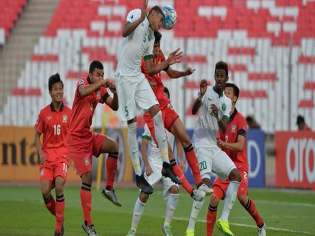 VCK U-19 chau A: Thai Lan thua tran thu 2 - Anh 1