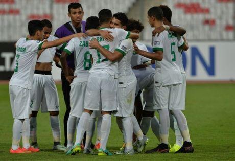 VCK U-19 chau A: Thai Lan thua tran thu 2 - Anh 3