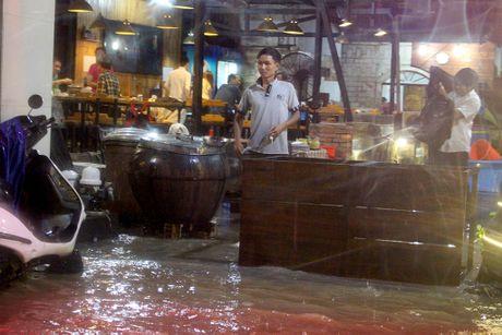 TP.HCM: Khach an xong phai ngoi cho... nuoc rut - Anh 5