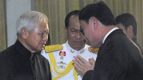Ong Thaksin va cuoc doi dau that bai voi tuong Prem - Anh 1