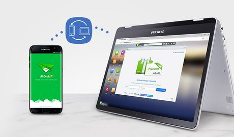 Samsung ra mat Chromebook Pro co but cam ung giong Note 7 - Anh 7