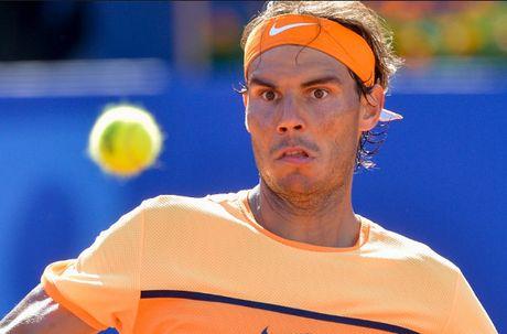 Nadal muon trai bong tennis bay cham hon - Anh 1
