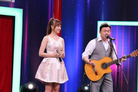 Chi Tai song ca 'Anh cu di di' voi Hari Won - Anh 4