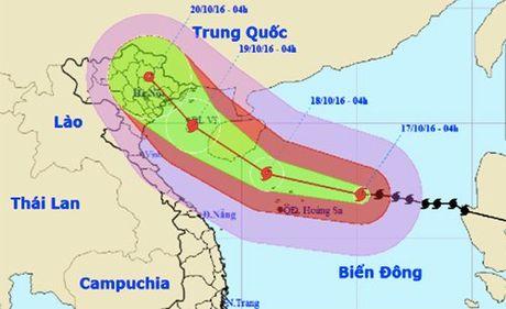 Bao giat cap 17 tien thang Quang Ninh - Nam Dinh - Anh 1