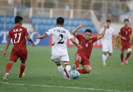 UAE de 'nuot song', U19 Viet Nam up mo da tu thu - Anh 2