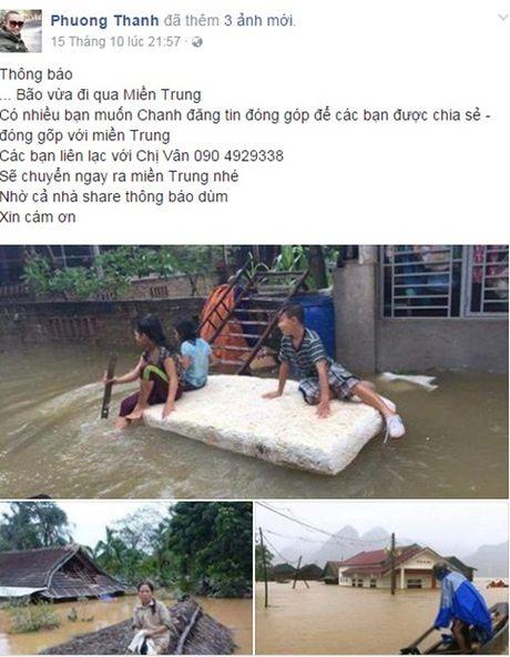 Nhung dong trang thai xot xa cua Dam Vinh Hung, Phuong Thanh - Anh 2