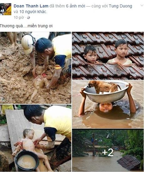 Nhung dong trang thai xot xa cua Dam Vinh Hung, Phuong Thanh - Anh 5