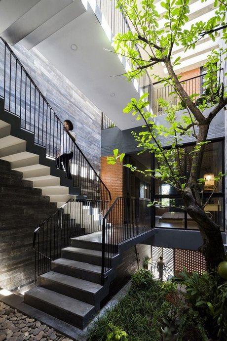 Ngoi nha 240m² cuc nhieu cay xanh, an tuong nhu resort o Da Nang - Anh 14