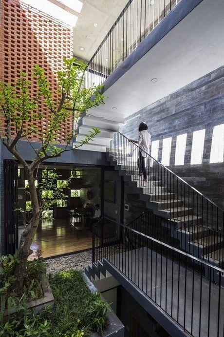 Ngoi nha 240m² cuc nhieu cay xanh, an tuong nhu resort o Da Nang - Anh 15