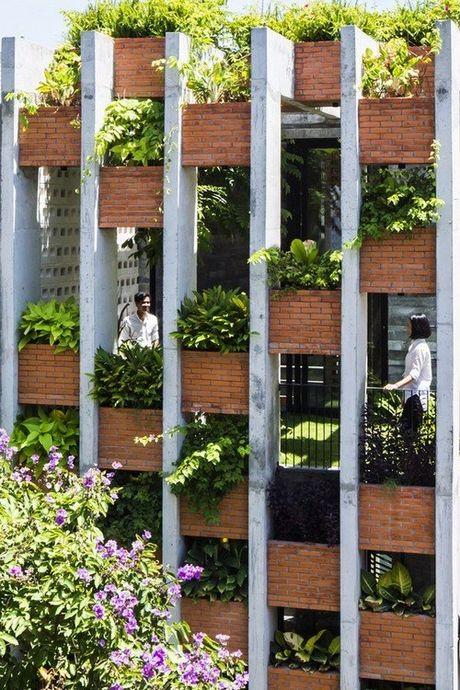 Ngoi nha 240m² cuc nhieu cay xanh, an tuong nhu resort o Da Nang - Anh 16