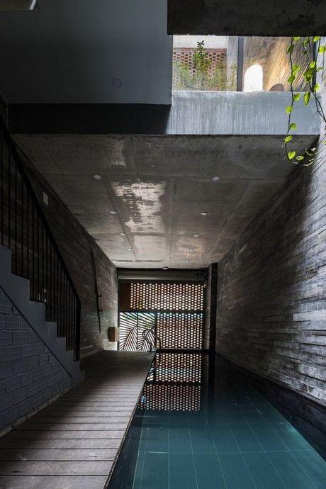 Ngoi nha 240m² cuc nhieu cay xanh, an tuong nhu resort o Da Nang - Anh 3