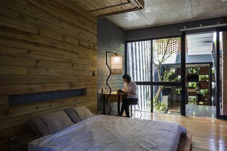 Ngoi nha 240m² cuc nhieu cay xanh, an tuong nhu resort o Da Nang - Anh 9