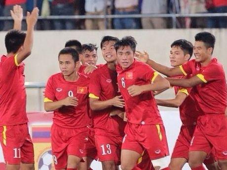 Ket qua tran U19 Viet Nam - U19 UAE - Anh 1
