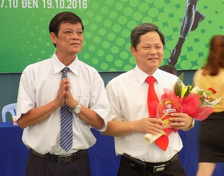 Khai mac giai quan vot Khanh Hoa mo rong cup Me Trang lan thu VII - Anh 1