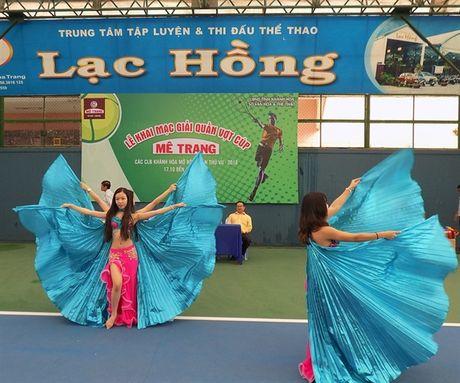 Khai mac giai quan vot Khanh Hoa mo rong cup Me Trang lan thu VII - Anh 5
