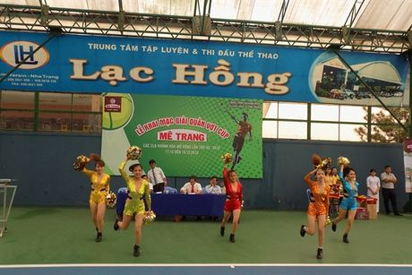 Khai mac giai quan vot Khanh Hoa mo rong cup Me Trang lan thu VII - Anh 6