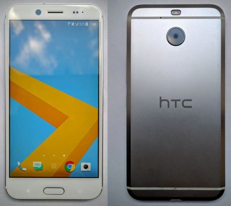 """HTC ra smartphone tam trung dau tien """"giong"""" iPhone 7 - Anh 1"""