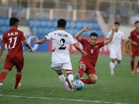 20h30 ngay 17/10, U19 Viet Nam – U19 UAE: Su menh viet lai lich su - Anh 1