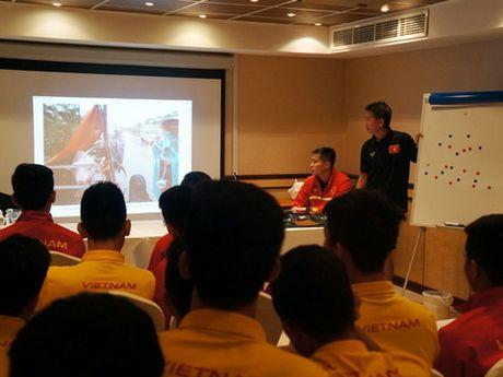 20h30 ngay 17/10, U19 Viet Nam – U19 UAE: Su menh viet lai lich su - Anh 2