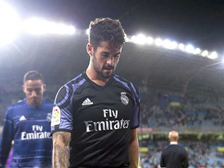 Ngay Isco buoc ra anh sang o Real Madrid - Anh 1