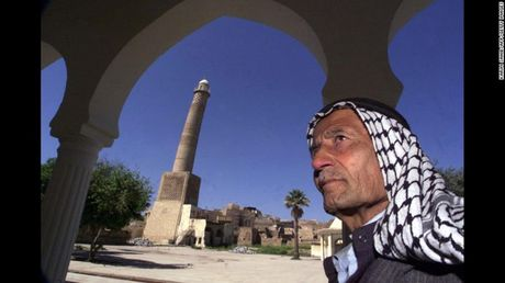 Anh Mosul-Iraq thoi chua co su hien dien cua My va luc luong co den IS - Anh 11
