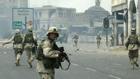 Anh Mosul-Iraq thoi chua co su hien dien cua My va luc luong co den IS - Anh 16
