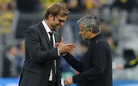 Tieu diem the thao: Jose Mourinho dung do khac tinh Jurgen Klopp - Anh 1