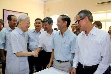 Tong Bi thu: 'Nhot' quyen luc vao trong long co che, phap luat - Anh 1