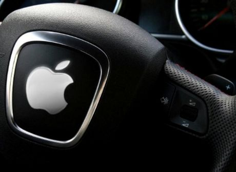Apple thu hep tham vong phat trien xe oto cua rieng minh - Anh 1