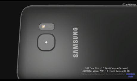 Ngam Samsung Galaxy S8 Dream dep 'hon ca mo' - Anh 10
