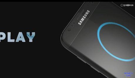 Ngam Samsung Galaxy S8 Dream dep 'hon ca mo' - Anh 4