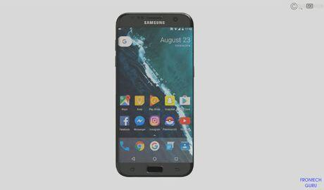 Ngam Samsung Galaxy S8 Dream dep 'hon ca mo' - Anh 7