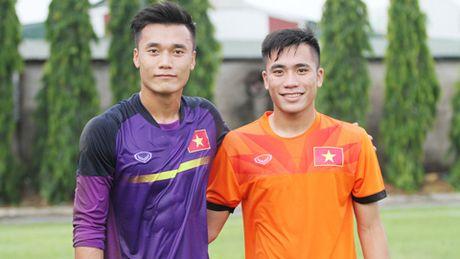 Chuyen hai anh em nha Tien Dung - Tien Dung o U19 Viet Nam - Anh 1