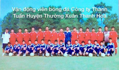 Chuyen hai anh em nha Tien Dung - Tien Dung o U19 Viet Nam - Anh 2