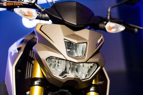 Yamaha Viet Nam 'chot' TFX 150 gia 80 trieu dong - Anh 5