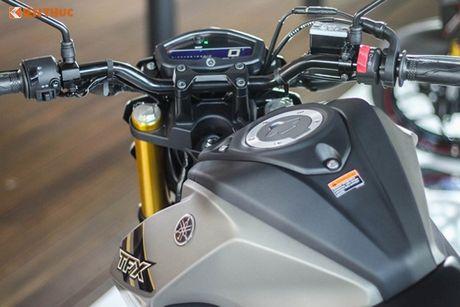 Yamaha Viet Nam 'chot' TFX 150 gia 80 trieu dong - Anh 7