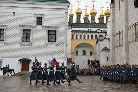 Muc so thi nghi thuc doi gac o Dien Kremlin - Anh 2