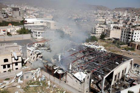 Canh tan hoang o dat nuoc Yemen ben bo vuc sup do - Anh 3