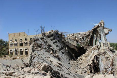 Canh tan hoang o dat nuoc Yemen ben bo vuc sup do - Anh 8