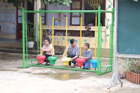 Ngoc Han bi bom loi nuoc den voi ba con Ha Tinh - Anh 10