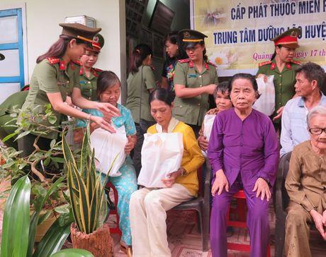 Hoi Phu nu CA tinh Quang Nam to chuc chuoi hoat dong ve nguon - Anh 1
