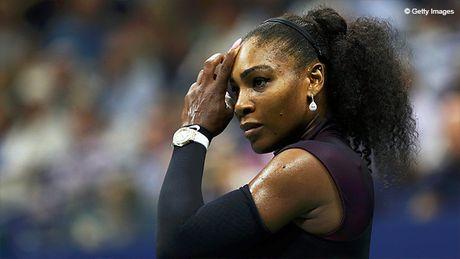 Serena tiep tuc bo giai vi chan thuong - Anh 2