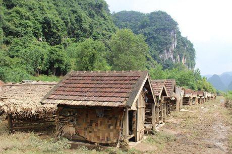 Quang Binh: Tan Hoa tan hoang sau lu du - Anh 10