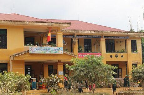 Quang Binh: Tan Hoa tan hoang sau lu du - Anh 2