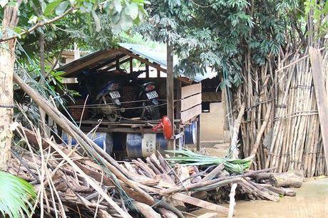 Quang Binh: Tan Hoa tan hoang sau lu du - Anh 5