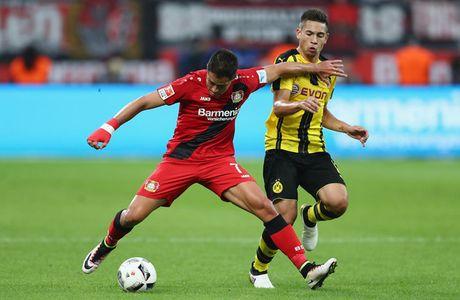 Leverkusen - Tottenham: Kho phan thang bai - Anh 1