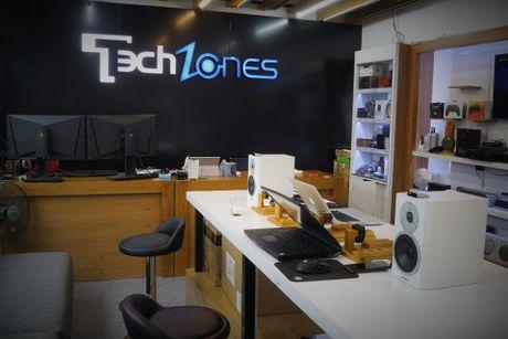 Tung bung khai truong Techzones Ver 2.0. Khuyen mai nhieu mat hang cong nghe cao len toi 30% - Anh 12