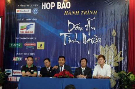 Ton Nam Kim la nha tai tro chinh cho chuong trinh Dau An Tinh Nguoi - Anh 1