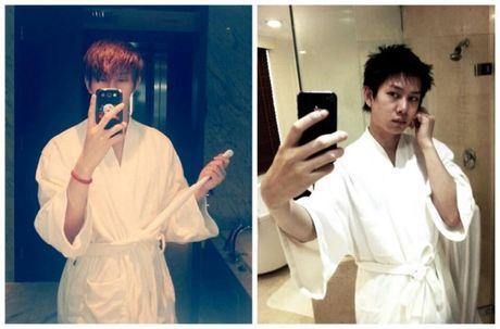 'Bat bai' 6 kieu selfie quen thuoc cua my nam Han - Anh 16