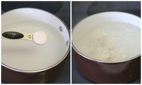 Các cách luộc và bóc vỏ trứng tuyệt hay